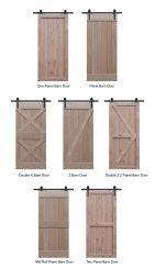 BARN DOOR STYLES