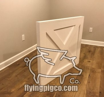 CLASSIC WHITE PET GATE 3