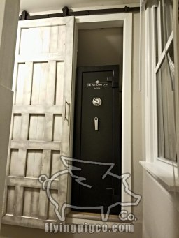 CUSTOM SIZE BARN DOORS