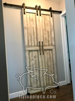 INSTALLED FRENCH DOORS 2