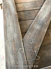 TRADITIONAL DISTRESSED DOOR 10