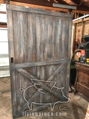 TRADITIONAL DISTRESSED DOOR 14