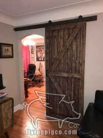 TRADITIONAL DISTRESSED DOOR 2