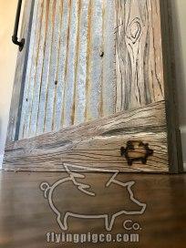 DISTRESSED METAL DOOR 6